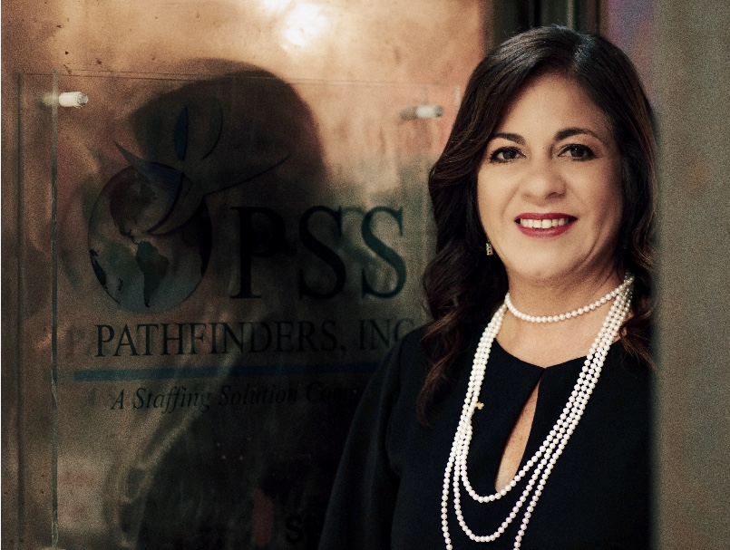 Georyanne Ríos PSS Pathfinders President